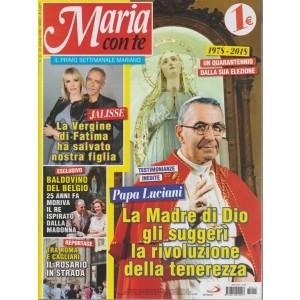 Maria Con Te -  n. 11 - 22 luglio 2018 - settimanale