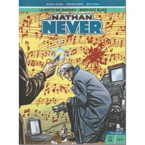 Nathan Never - n. 42 - settimanale - La notte dei dannati - 192 pagine