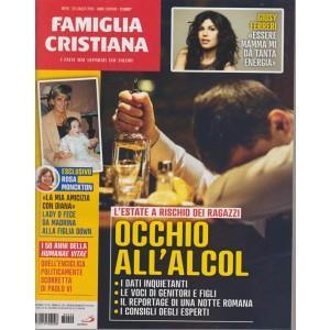 Famiglia Cristiana  - n. 29 - 22 luglio 2018 - settimanale