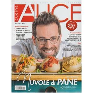 Alice Cucina - n. 8 - agosto 2018 - mensile
