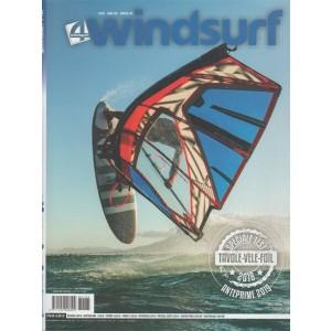 4 (for) Windsurf - bimestrale n. 185 Luglio 2018
