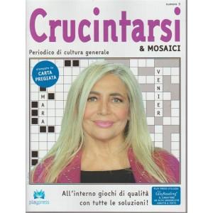 Crucintarsi & Mosaici - n. 3 - bimestrale - 21/7/2018 - Periodico di cultura generale
