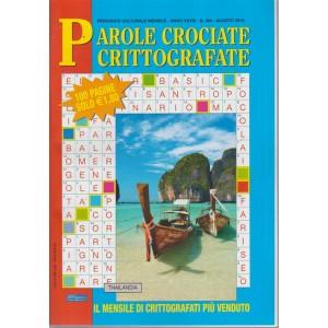 Parole Crociate crittografate - n. 304 - mensile - agosto 2018 - 100 pagine