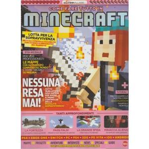 Come fare tutto in Minecraft - Bimestrale n. 15 Febbraio 2018 by games village