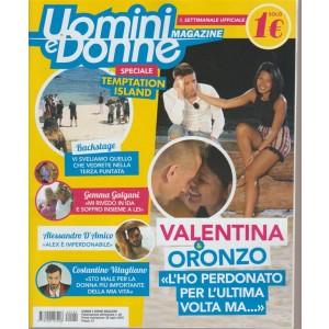 Uomini E Donne Magazine - n. 20 - settimanale - 20 luglio 2018