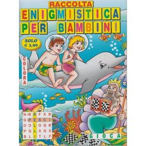 Raccolta Enigmistica - Per Bambini - n. 146 - agosto - ottobre 2018 - periodico culturale