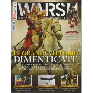 Focus Storia Wars - trimestrale n. 28 Aprile 2018 le grandi vittorie dimenticate
