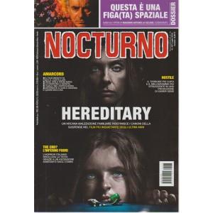 Nocturno Cinema -  n. 187 - luglio 2018 - mensile