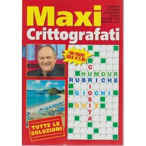 Maxi Crittografati - n. 43 - trimestrale - agosto - ottobre 2018 - Gerry Scotti - 196 pagine