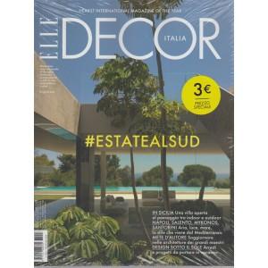 Elle Decor Italia - luglio - agosto 2018 - mensile - n. 8 -