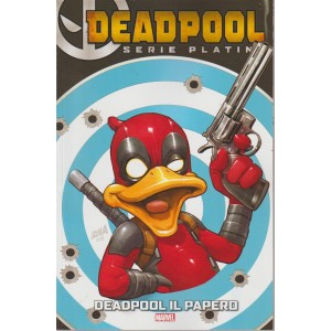 Deadpool - Serie platino - Deadpool il papero - n. 11