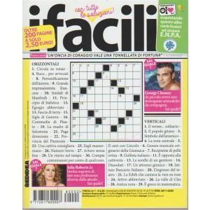 I Facili -  n. 1 - bimestrale - luglio - agosto 2018 -  oltre 200 pagine
