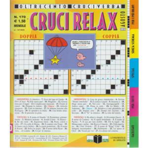 Abbonamento Cruci Relax (cartaceo  mensile)