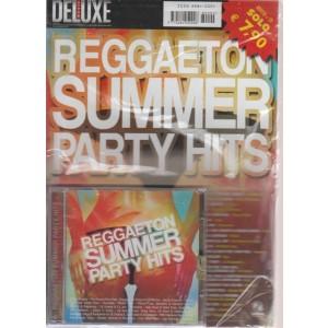 Saifam Music Deluxe - Reggaeton Summer Party hits - n. 4 - bimestrale - agosto - settembre 2018