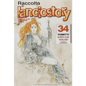 Raccolta Lanciostory n. 578 - 21 luglio 2018 - mensile -