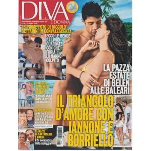 Diva e donna - n. 30 - 31 luglio 2018 - settimanale femminile