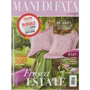 Mani Di Fata - n. 8 - agosto 2018 - mensile