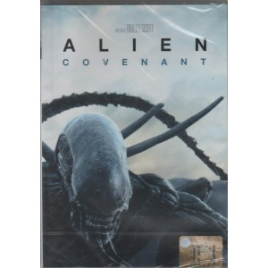 DVD - Alien: Covenant un film di Ridley Scott