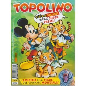 Topolino - n. 3270 - 25 luglio 2018 - settimanale -