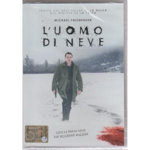 Dvdteca Di Panorama - L'uomo Di Neve - n. 12 - settimanale - agosto 2018