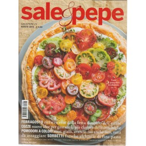 Sale E Pepe - n. 8 - agosto 2018 - mensile