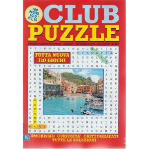 Club Puzzle - n. 265 - bimestrale - agosto - settembre 2018 - 120 giochi - 100 pagine