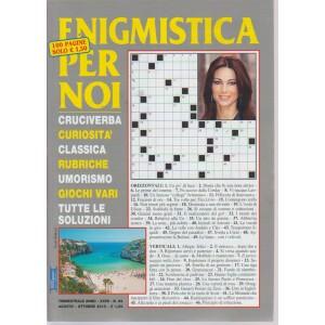Enigmistica Per Noi - n. 94 - trimestrale - agosto - ottobre 2018 - 100 pagine