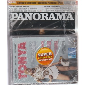 Panorama Dvd - Tonya - n. 32 - 26 luglio 2018 - settimanale