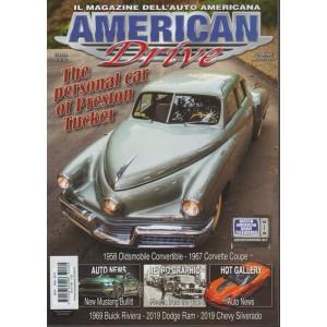 American Drive - bimestrale n. 80 Febbraio 2018 il magazin dell'auto americana