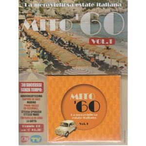 La meravigliosa estate italiana mito '60 vol. 1  - n. 12 - settimanale - agosto 2018