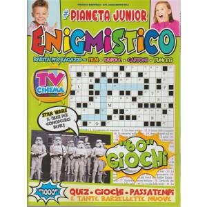 Pianeta Junior Enigmistico - n. 2 - bimestrale - luglio/agosto 2018 -