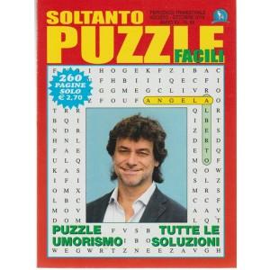 Soltanto Puzzle Facili - trimestrale n.59 Agosto 2018 Alberto Angela