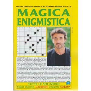 Magica Enigmistica - n. 55 - trimestrale - settembre - novembre 2018 -