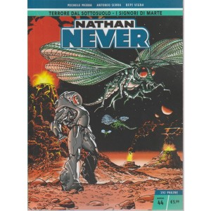 Nathan Never - n. 44 - settimanale -