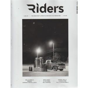 Riders - n. 115 - luglio 2018 -