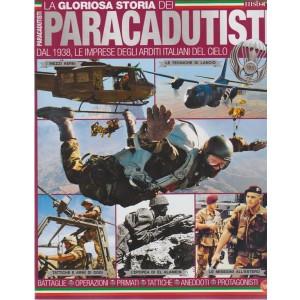 Biografie di Conoscere la storia mega n. 6 - bimestrale - agosto - settembre 2018 - riedizione - La gloriosa storia dei paracadutisti