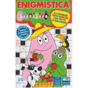 Enigmistica Barbapapà - n. 2 - bimestrale - 30/7/2018