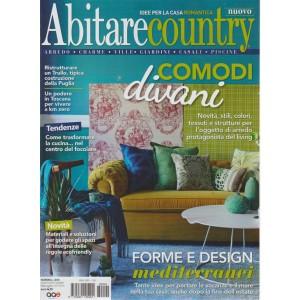 Abitare country - n. 4 - agosto - settembre 2018 - bimestrale