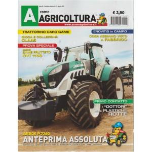 A Come Agricoltura - Agosto 2018 - n. 57 - mensile