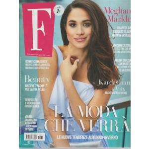 F  - n. 31 - settimanale - 8 agosto 2018 -