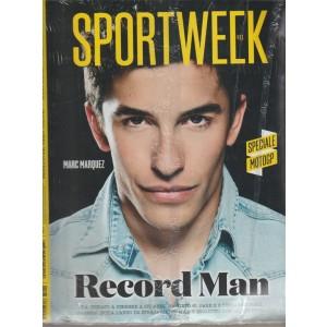 Sportweek - settimanale n. 11 Suppl.Gazzetta dello Sport - sabato 7 Marzo 2018