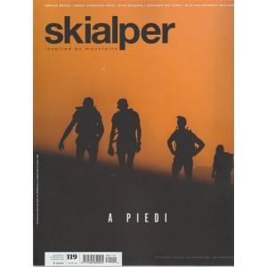 Ski-Alper - n. 119 - 2 agosto 2018 - bimestrale -