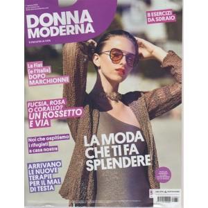 Donna Moderna - n. 33 - 1 agosto 2018 - settimanale