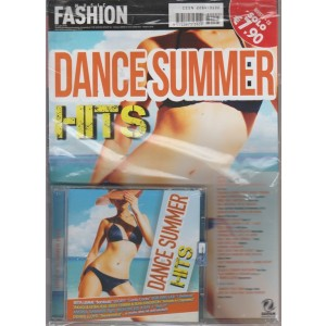 Music Fashion Var.90 - Cd Dance Summer Hits - n. 5 - rivista + CD - 25 luglio 2018 - bimestrale