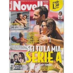 Novella 2000 - n. 32 - settimanale - 1 agosto 2018