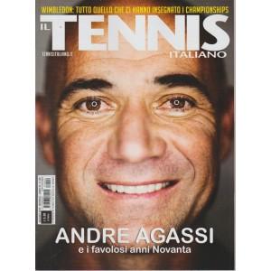 Il tennis italiano - n. 9 - agosto - settembre 2018 - mensile