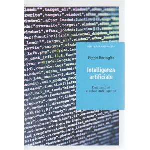 Biblioteca matematica - Intelligenza artificiale. n. 20 - settimanale - Pippo Battaglia