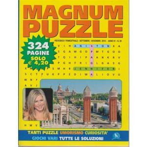 Magnum Puzzle - n. 55 - trimestrale - settembre - novembre 2018 - 324 pagine -