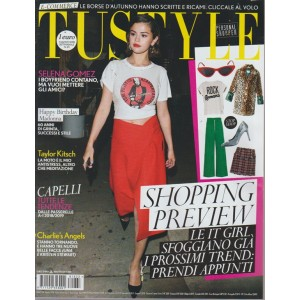 Tu Style - n. 33 - 7 agosto 2018 - settimanale
