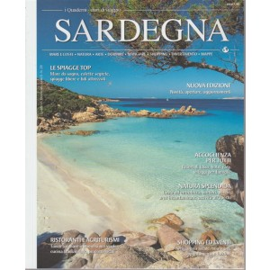 Diari Di Viaggio I Quaderni  - n. 28 - bimestrale - Sardegna
